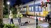 15-jarige fietser uit Overveen in zijn woonplaats geschept door trein