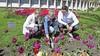Gedenktuin Dijklander Ziekenhuis helpt bij verwerken verlies van Jeffrie aan kanker