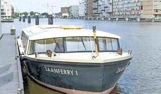 Rederij Lee moet 'met pijn in ons hart' stoppen met Zaanferry; toeristenvervoer over water is schip van bijleg [video]