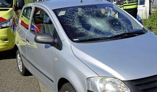 Fietser gewond bij aanrijding met auto in Krommenie