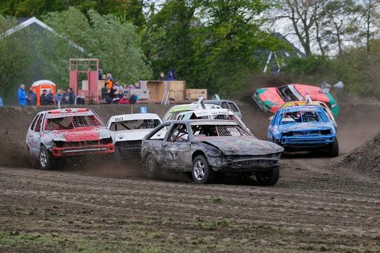 Autocross Wervershoof voorlopig van kalender Noord-Hollands kampioenschap