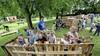 Zaanse huttenbouwers hopen op kampen in augustus, eerste kampen al volgeboekt