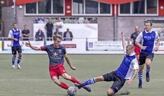 De Zouaven-coach Johan Rutz wil na nederlaag in oefenduel tegen ADO'20 niets weten van 'we-lijken-in-te-zakken-gelul'