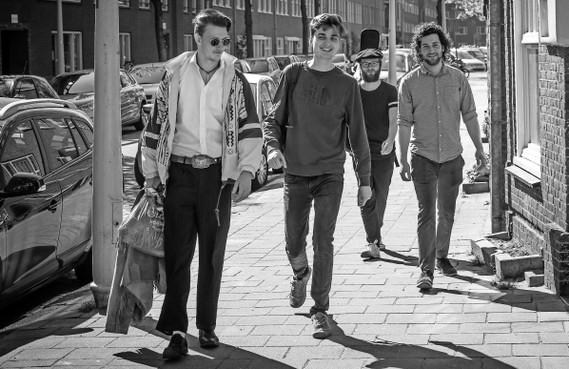 NKT-talent La Nique: Mumford and Sons, met een snufje Bruce Springsteen