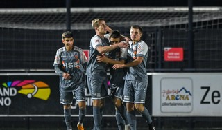 De flow is terug; FC Volendam vindt dankzij zege bij Jong AZ aansluiting bij de subtop [video]