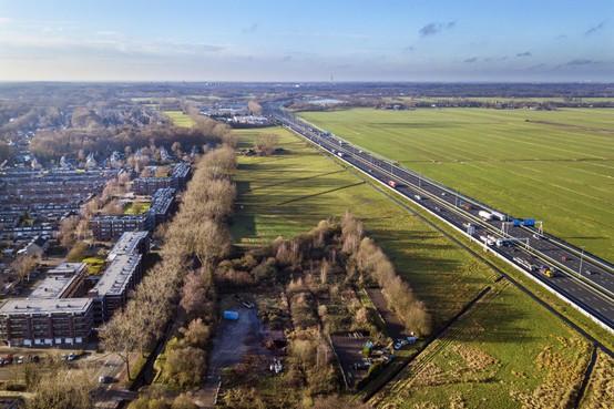 Besluit over bouw ruim 500 woningen in nieuwe wijk Baarnsche Zoom langs de A1 lijkt zeker