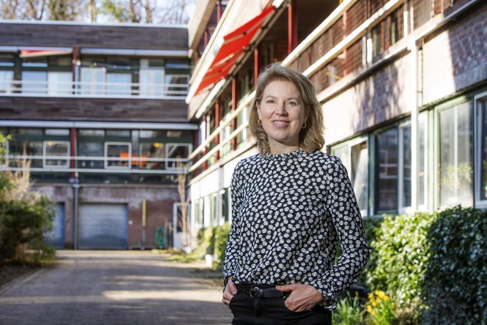 Wethouder Susanne de Roy van Zuidewijn.