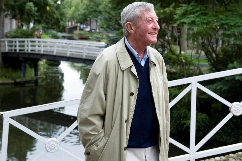 Simon Groot, hier in Enkhuizen, heeft als grondlegger van East West Seeds de prestigieuze World Food Prize gekregen.