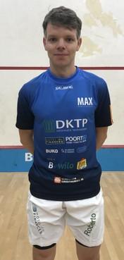 De dilemma's van squash-speler Roberto Kalshoven (Max): 'Ik heb niks met bijgeloof'