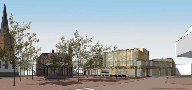 Miljoeneninvestering in Baarns Cultuurhuis kan alleen met fors hogere ozb of bezuinigingen, stelt college van B en W