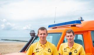 Strandwacht Dominique de Groot (21) leidde zoektocht naar lichaam van verdronken Poolse man: 'Impact komt nog'