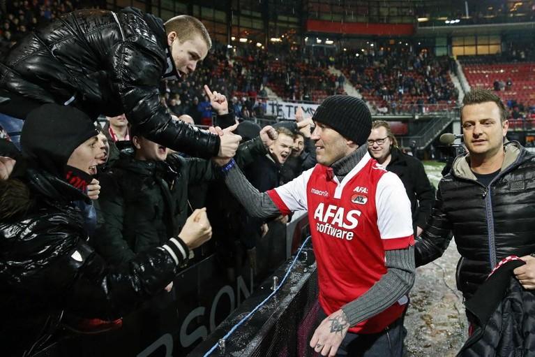 Voormalig AZ-speler Fernando Ricksen overleden, oud-international vocht ruim vijf jaar tegen de ongeneeslijke ziekte ALS [video]