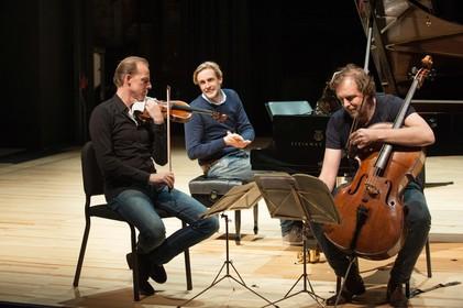 Achterover leunen voor Schuberts muziek door Storioni Trio in MCO