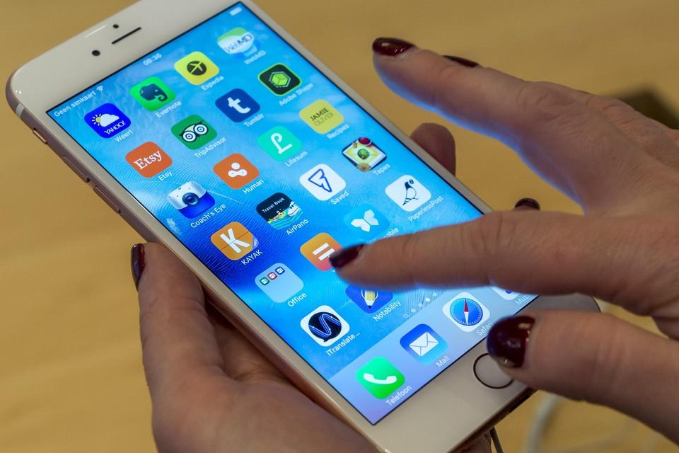 Data van smartphones verzamelen mag niet zomaar.