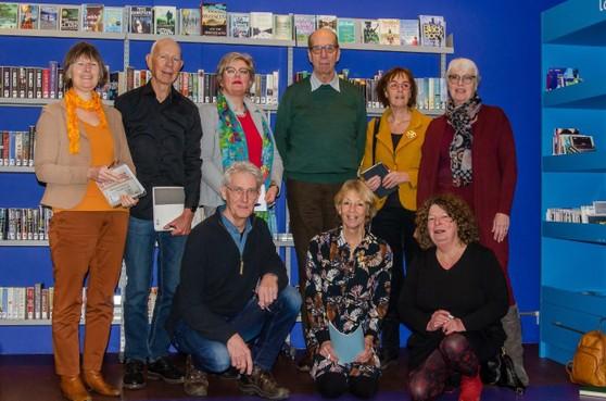 Schrijversgroep Schagen schrijft boekje met verhalen over vrijheid