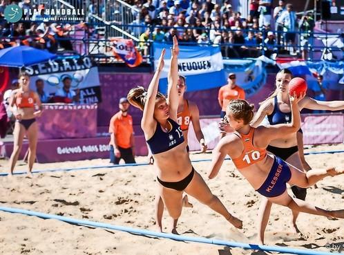 't Veld maakt twee dagen ruimte bij VZV voor beachhandbal