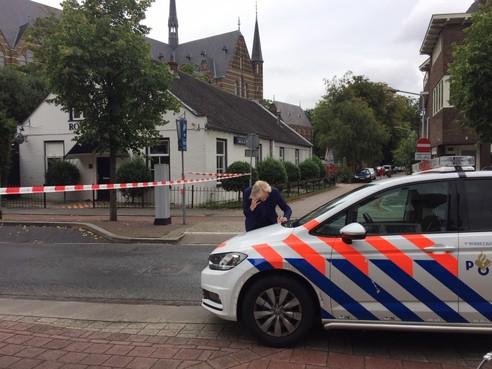 Pastoor Dresmé in Hilversum: 'Mensen hebben de kerk via de achterkant verlaten'