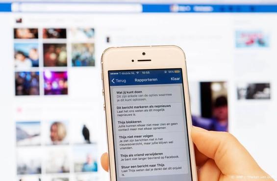 Persbureaus gaan Nederlandse berichten op Facebook checken