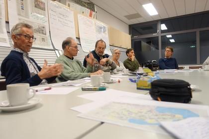 Plannen voor meer windmolens verontrusten dorpsraden in Opmeer