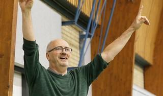 Coach Jaap Kaleveld breed betrokken bij proces van Scagha: 'Iedereen hoort erbij'