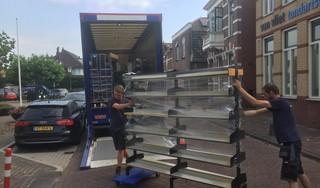 Ook Lees Lokaal in Uitgeest moet bij het verhuizen 'flexibel zijn' [video]