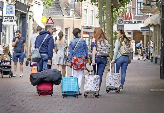 'Ook voor Haarlem zijn er grenzen aan de groei van het toerisme'