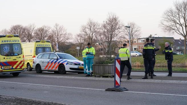 Wielrenner overleden bij verkeersongeval op de Helderseweg in Alkmaar