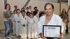 Vechtsporter die geen vlieg kwaad doet; karateleraar Max Agerbeek compleet verrast met hoge onderscheiding