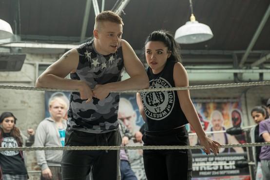 Filmrecensie 'Fighting with my family': Bijzonder levensverhaal
