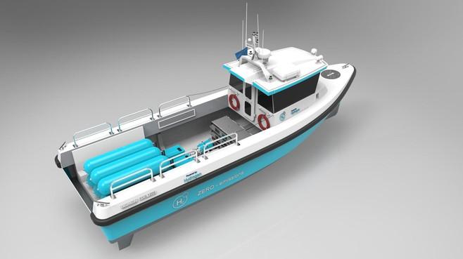 Waterstof tanken voor je boot of voertuig? Binnen drie jaar kan dat in de haven van Den Helder
