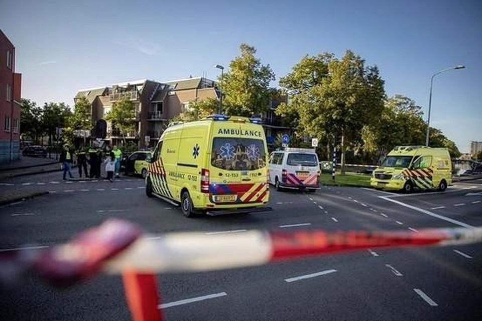 Na de gewelddadige gebeurtenissen op 14 september 2019 werd de Gedempte Herensingel afgezet. Drie mannen, onder wie een politieagent, raakten die zaterdagochtend gewond.