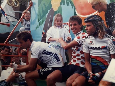 Bij Tour de Waard is er in 50 jaar veel veranderd, maar de bijzondere sfeer is altijd gebleven