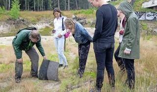 We gaan naar de faunatunnel Monnikenberg: Hilversumse ingrijpen in de natuur om die natuur juist zijn gang te kunnen laten gaan
