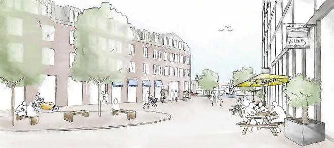 Sociale koopwoningen op Galgeriet in Monnickendam alleen voor 'rijke' starters