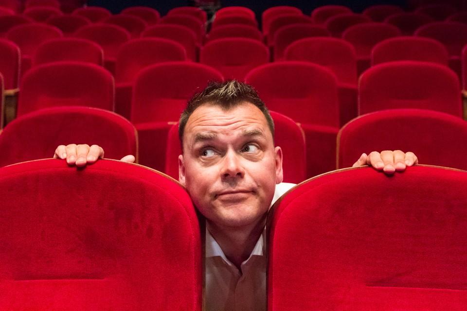 Christiaan Heijne: ,,Grappig zijn is het moeilijkste dat er is.''