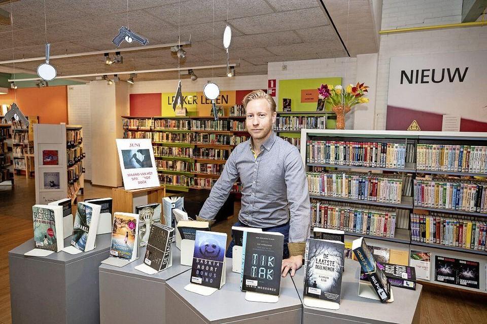 Manager Peter Sijpkes van Karmac.