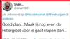 Door PVV belaagde Hans Boskeljon gaat los op Twitter: 'Maak jij nog even de Hitlergroet voor je gaat slapen...' Aangifte wegens smaad of laster dreigt voor oud-wethouder