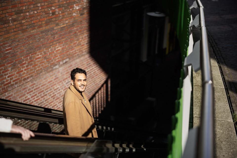 """Wahid Sanouji: ,,""""Je ziet ook aan het succes van een serie als Mocro Maffia dat Marokkaanse acteurs en films populair worden.''"""