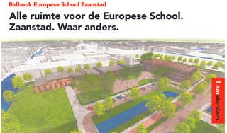 Al in juni een besluit over de Europese school. Wordt het Zaanstad of Alkmaar?
