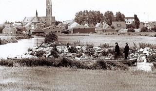 Er zijn volop bolken geweest in West-Friesland: maar waar precies, dat weet niemand zeker