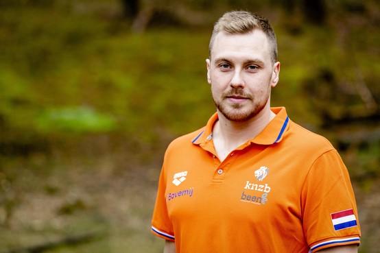 Waterpolo-international Jesse Koopman uit Assendelft is klaar voor EK: 'Ik ben geen jonkie meer dat meespeelt met de andere jongens'