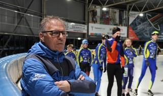 Oud-ploegleider marathonschaatsen Gerrit Bakker (Ursem): 'Natuurijs in Noord-Holland is mooier dan Elfstedentocht'