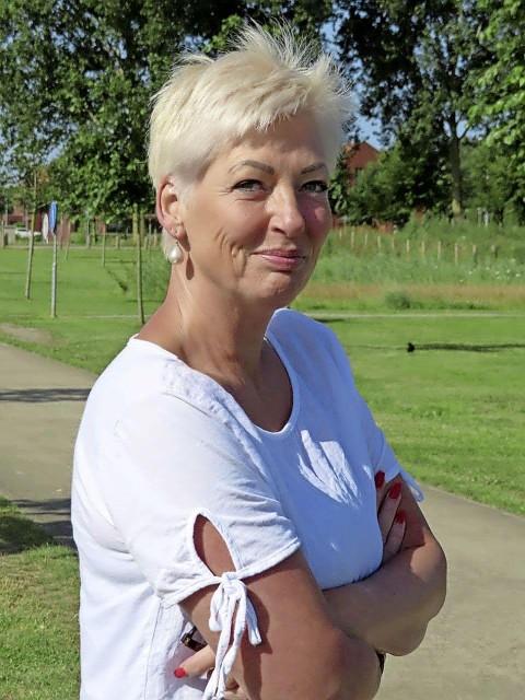 Bestuurslid Ria van der Steen van Stichting Nationaal Monument MH17