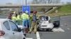Automobilist zwaargewond bij ongeluk met vrachtwagen op A7 bij Hoorn