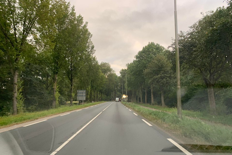 De groene oasie die weggebruikers ervaren als zij door Opmeer rijden.