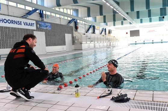 Hoornse Vaart topsportlocatie voor Olympiërs: Privézwembad van 50 meter voor paratriatleten