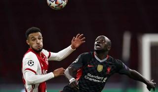 Ajax verliest van Liverpool in Champions League