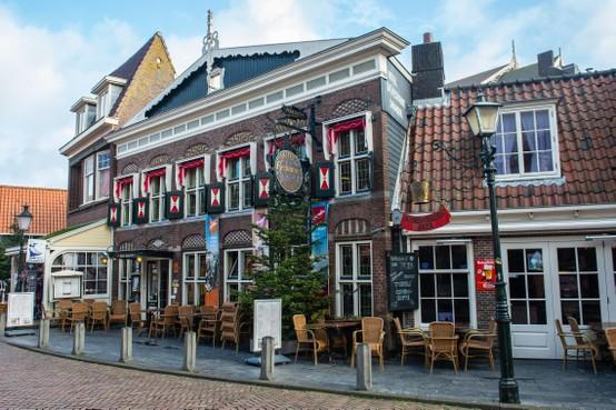 Wereldberoemd Hotel Spaander in Volendam vraagt faillissement aan. Komt er een doorstart?