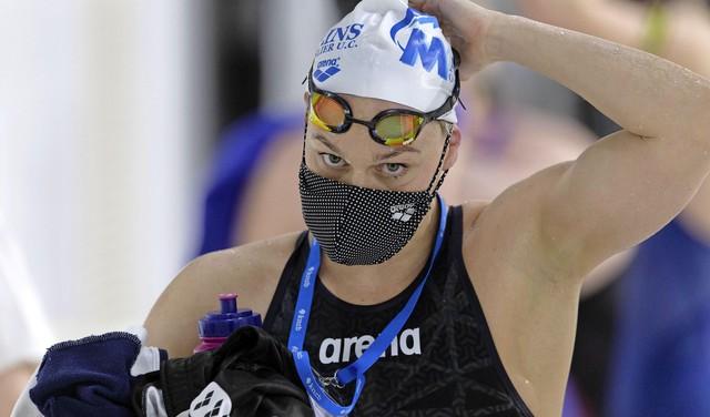 Van Rouwendaal wint 400 meter vrije slag olympische kwalificatiewedstrijden [video]