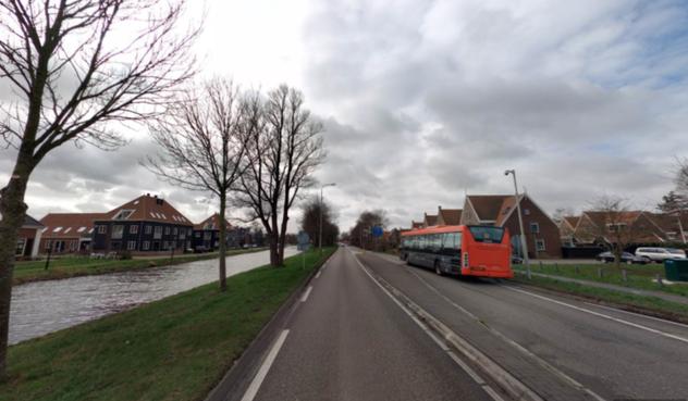 N247 in tunnel bij Broek in Waterland: dorpsraad juicht